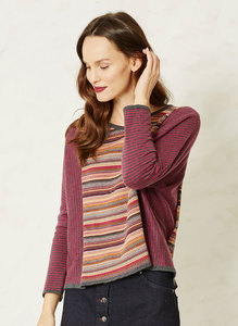 Emmi Top-Multi Stripe - Braintree