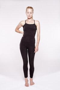 Yoga Jumpsuit cross - YOIQI