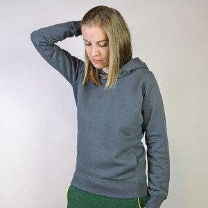 Kapuzensweater Basic Anthrazit - Gary Mash