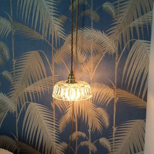 Kristalllampe Fritz I - rafinesse & tristesse