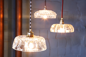 Kristalllampe Fritz X - rafinesse & tristesse