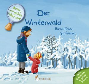 Pappbilderbuch Der Winterwald - Neunmalklug Verlag