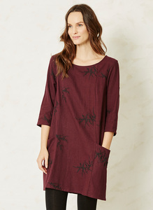 Allori Dress-Winterfern - Braintree