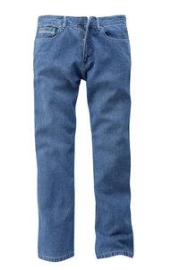 Jeans 510 mit Hanf in stonedwashed blau, vegan - HempAge