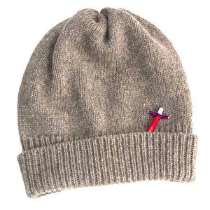 Alpaka Basic Mütze Anna - meinfrollein