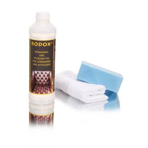 RODOX® Bio Lederpflege- und Reinigungsmittel. - RODOX®