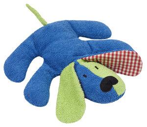 Hund Spiel- und Kuscheltier, blau - Efie