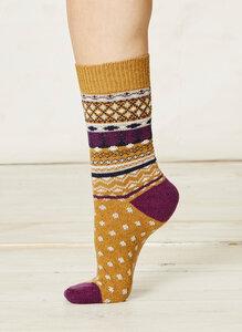 Sascha Socks-Mustard - Thought | Braintree