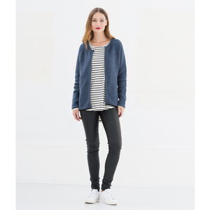 Haille Vest - Jeans Blue - Miss Green