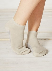 Solid Jane Socks-Sand - Thought | Braintree