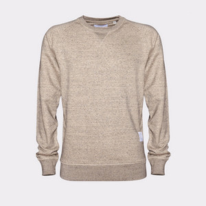 JAPAN REDUCED Raglan Sweater – Slub Clay - Rotholz