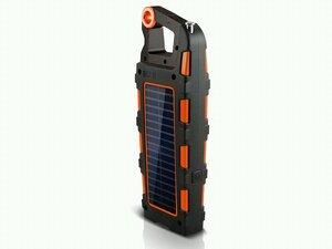 Soulra Raptor SP200 orange - Solarladegerät und Outdoor-Multifunktionsgerät - Soulra
