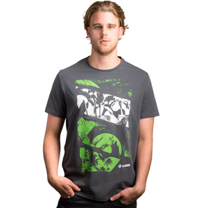 At the beach Herren T-Shirt Acid Green - Lexi&Bö