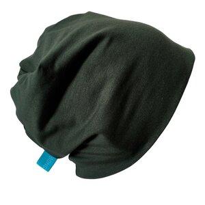 "Mütze ""Line"" tannengrün - bingabonga"