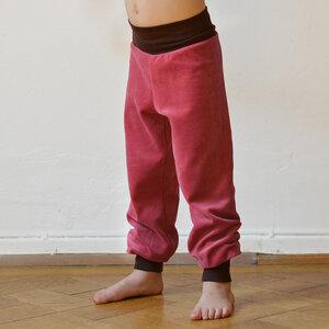 Nickihose für Kinder altrosa/braun - Cmig