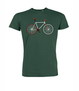 Bike Easy - Guide - T-Shirt - GreenBomb