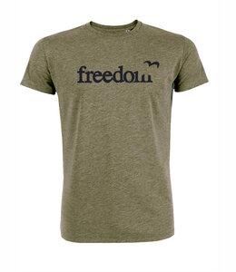 Freedom - Guide - T-Shirt - GreenBomb