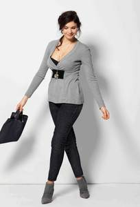 Venus-Jeans * blackdenim - Pearls of Laja