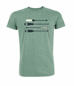 Paddle - Guide - T-Shirt - GreenBomb