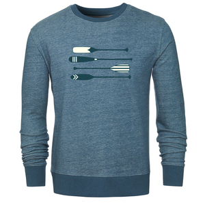 Paddle - Search - Pullover - GreenBomb