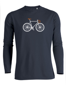 Bike Two - Riffle - Langarmshirt - GreenBomb