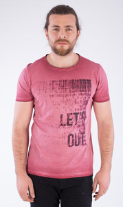 MOR-2225 HERREN G.DYED T-SHIRT - ORGANICATION