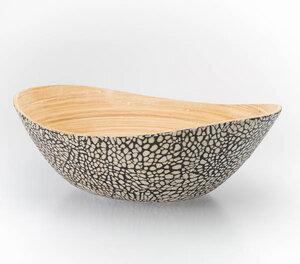 Bambusschale Esquif - Mosaik Schale - Bea Mely