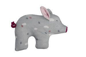 Schwein - helles grau gemustert - People Wear Organic