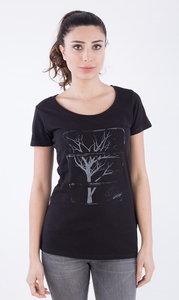 WOR-2164 DAMEN T-SHIRT - ORGANICATION
