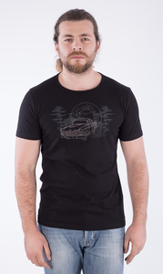 MOR-2220 HERREN T-SHIRT - ORGANICATION