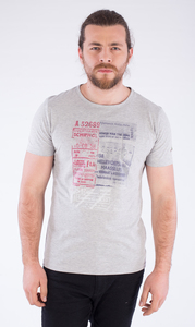 MOR-2219 HERREN T-SHIRT - ORGANICATION