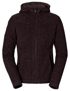 Woman's Tinshan Hoody Jacket - raisin - VAUDE