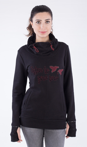 WOR-2145 DAMEN SWEATSHIRT - ORGANICATION