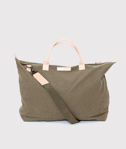 Travel Bag Green - thinking mu