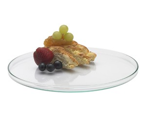 Kuchenplatte, Ø 32,5 cm - Trendglas Jena