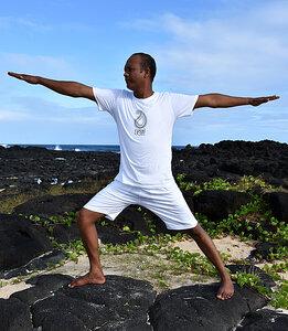 Yoga Shorts mit Taschen - BAGHI