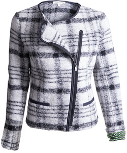 Tartan Jacket nature - Alma & Lovis
