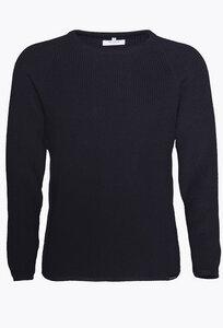 J. Series / Merino Strick-Sweater (fair)  - Rotholz
