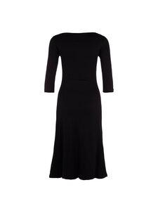 Jerseykleid Miriam Knotendesign schwarz - Skrabak