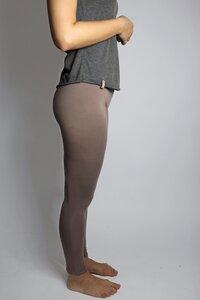 Bio Leggings graubraun - Frija Omina