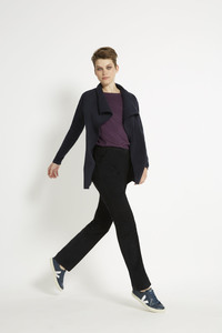 Cassia Cardigan navy von People Tree - People Tree
