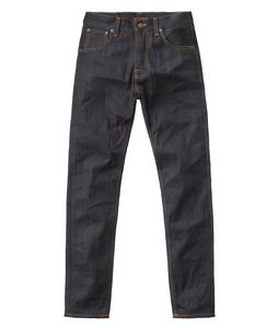 Steady Eddie Dry Twill Navy - Nudie Jeans