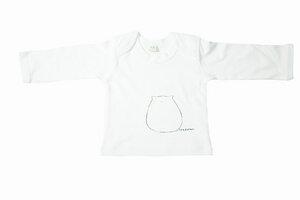 Baby Langarmshirt: Meow - WarglBlarg!