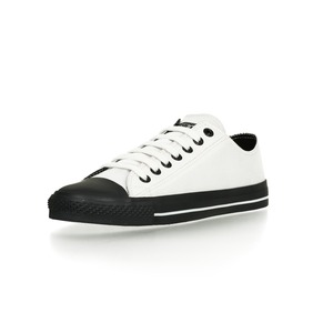 Black Cap Lo Cut Collection Just White | Jet Black - Ethletic
