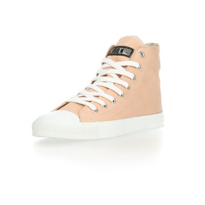 Fair Trainer Hi Cut Collection Nude | Just White - Ethletic