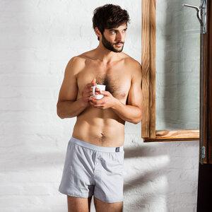 karl - weite boxershort mit 95% Baumwollanteil - erlich textil