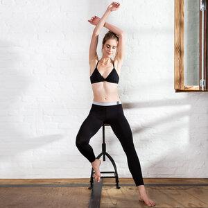 hedwig - leggings aus 90% modal und 10% elastan - erlich textil