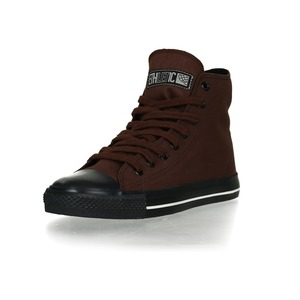 Black Cap Hi Cut Collection Nut Brown | Jet Black - Ethletic