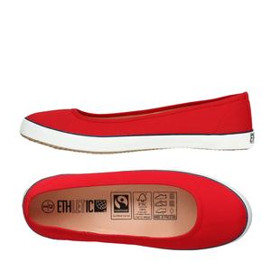 Fair  Dancer Classic Cranberry Red - Ethletic