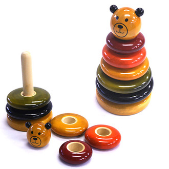 Cubby Das Holzspielzeug